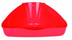 Nagertoilette Trixie 62552 in Rot